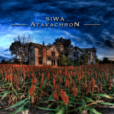 siwa band atavachron album booklet